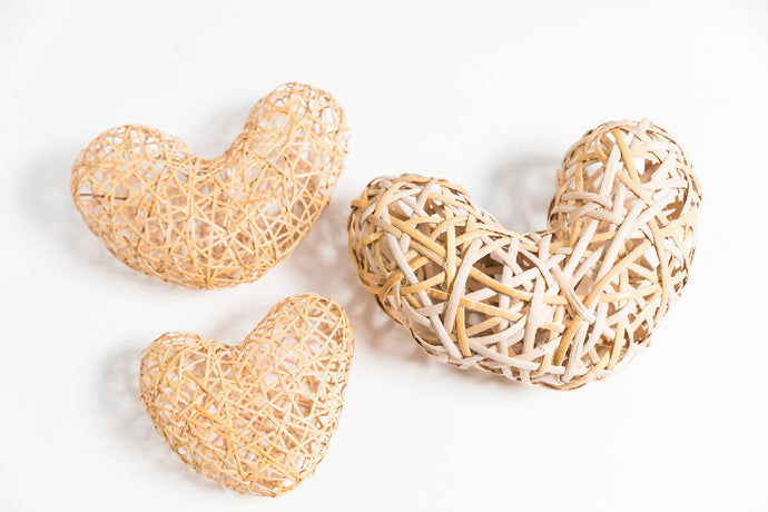 Make a Woven Heart Course + Kit
