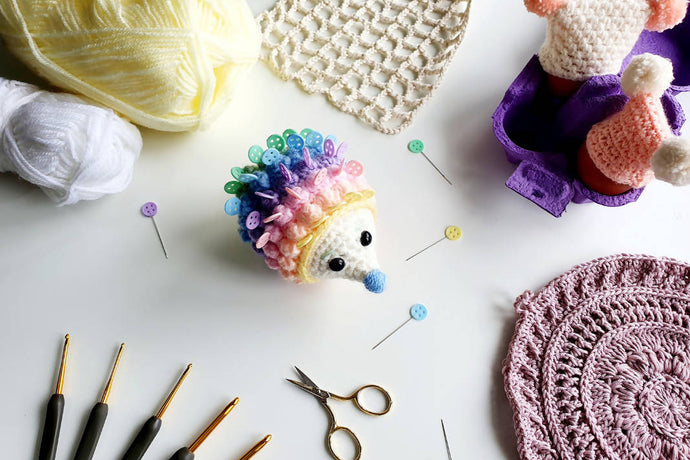 Intermediate Level Crochet Class