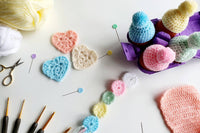 Learn How to Crochet with Live Lessons