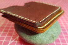 Load image into Gallery viewer, Learn Leathercraft and Make a Leather Card Case: Online course and Kit