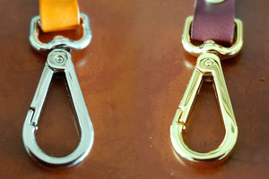 Make a Leather Fob: Course + Kit
