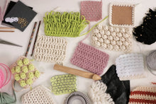 Load image into Gallery viewer, Learn to Crochet Masterclass: Course + Kit