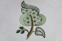 Load image into Gallery viewer, Jacobean leaf embroidery: Kit + Guide
