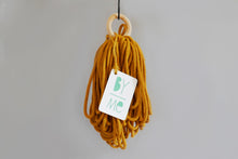 Load image into Gallery viewer, Make a spiral knot macramé plant hanger: Refill materials only
