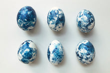 Load image into Gallery viewer, Make decorative marbled eggs
