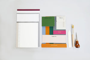 Learn bookbinding: Kit + Live Webinar