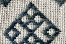 Load image into Gallery viewer, Learn Kogin counted thread Sashiko embroidery: Course and Kit