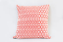 Load image into Gallery viewer, Handwoven cushion by Whelan's Weaving