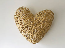 Load image into Gallery viewer, Woven Heart sculpture