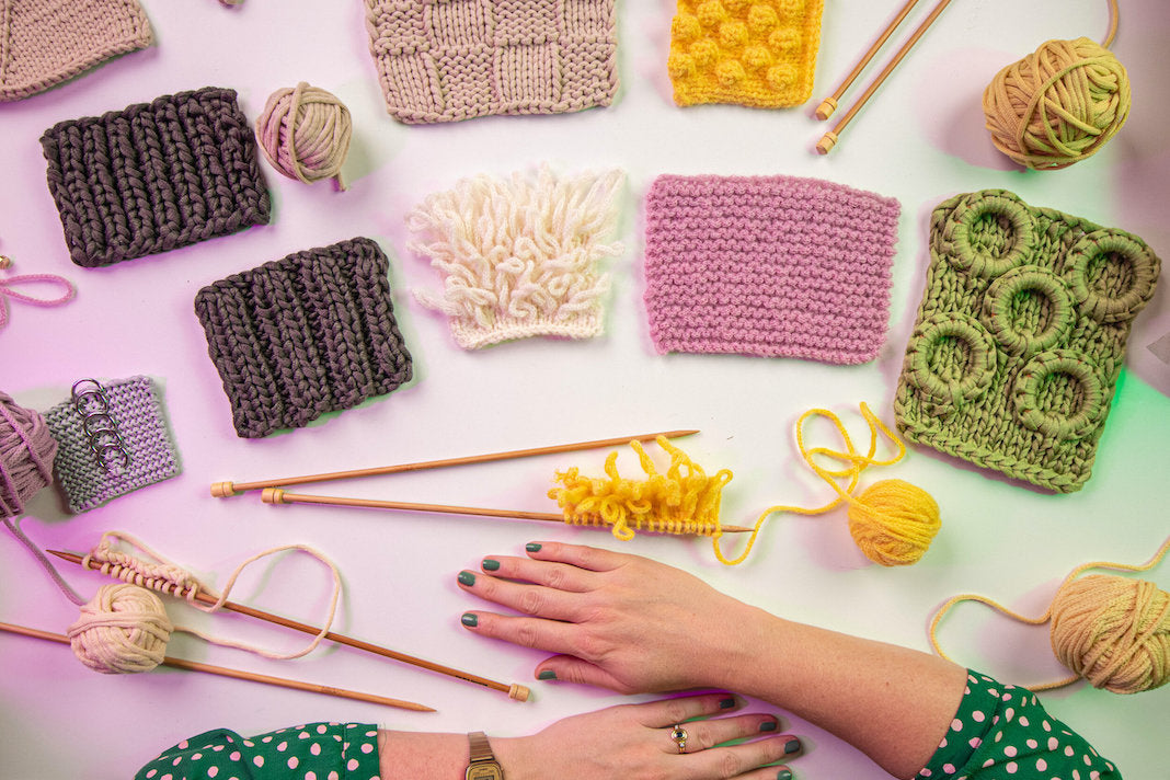 Learn to Knit Masterclass: Course + Kit