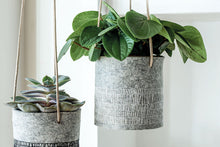 Load image into Gallery viewer, Make a felt plant hanger