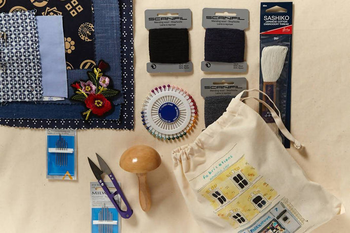 Ultimate mending: Kit