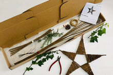 Load image into Gallery viewer, Make a willow star: Kit + Guide