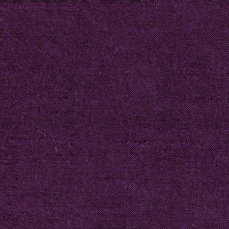 Aubergine Dark Purple Peppered Cotton Fabric by Pepper Cory for Studio E Fabrics