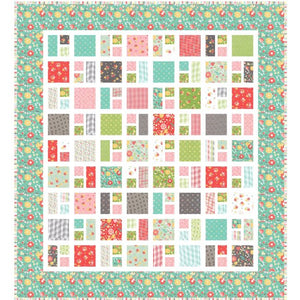 Charming Charlie Quilt Pattern by Lindsey Weight for Primrose Cottage Quilts