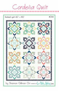 Cordelia Quilt Pattern by Eva Blakes Makery