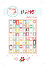 Load image into Gallery viewer, Framed Quilt Pattern by Lindsey Weight for Primrose Cottage Quilts