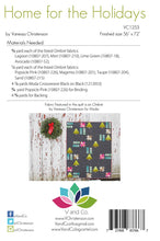 Load image into Gallery viewer, Home for the Holidays Ombre Quilt Pattern by Vanessa Christenson of V and Co