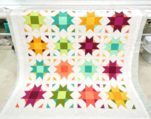 Load image into Gallery viewer, Compass Star Quilt Kit