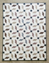 Load image into Gallery viewer, Propeller Quilt Kit Throw by Mandi Persell of Sewcial Stitch