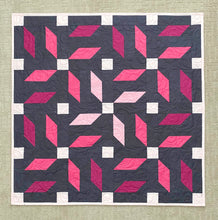 Load image into Gallery viewer, Propeller Quilt Pattern PDF by Mandi Persell of Sewcial Stitch