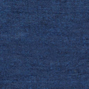 Ink Blue Peppered Cotton Fabric by Pepper Cory for Studio E Fabrics
