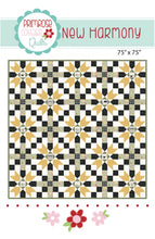 Load image into Gallery viewer, New Harmony Quilt Pattern by Lindsey Weight for Primrose Cottage Quilts
