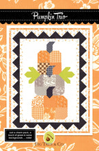 Load image into Gallery viewer, Pumpkin Trio Quilt Pattern by Fig Tree and Co