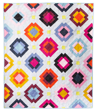 Load image into Gallery viewer, Radiate Quilt Pattern by Meghan Buchanan of Then Came June