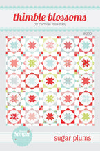 Load image into Gallery viewer, Sugar Plum Quilt Pattern by Thimble Blossoms
