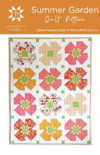 Load image into Gallery viewer, Summer Garden Quilt Pattern by Running Stitch Quilts