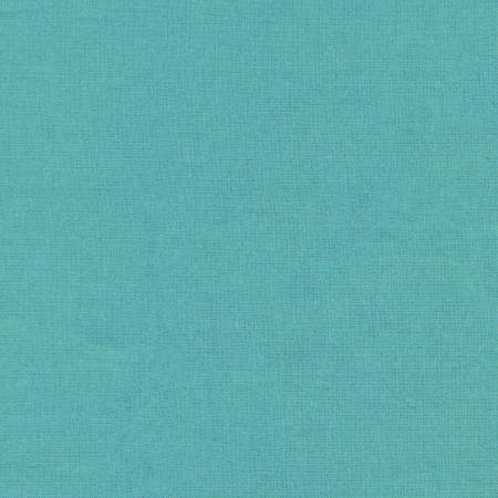 Surf Aqua Blue Peppered Cotton Fabric by Pepper Cory for Studio E Fabrics