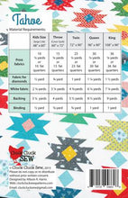 Load image into Gallery viewer, Tahoe Quilt Pattern by Alison Harris for Cluck Cluck Sew