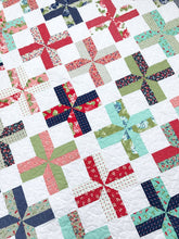 Load image into Gallery viewer, Tilt A Whirl Quilt Pattern by Lindsey Weight for Primrose Cottage Quilts