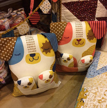 Load image into Gallery viewer, Woof Woof Meow Dog Panel by Stacy Iest Hsu for Moda Fabrics