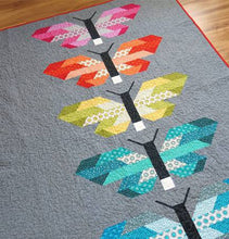 Load image into Gallery viewer, Frances Firefly Quilt Pattern by Elizabeth Hartman