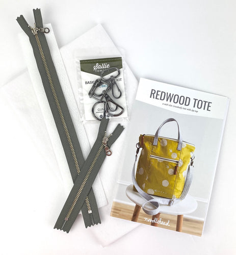 Redwood Tote Crossbody Bag Kit by Noodlehead