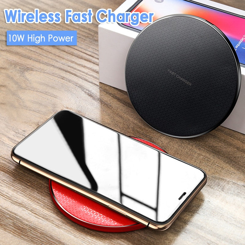 Wireless Fast Charger Iphone, Samsung And Android
