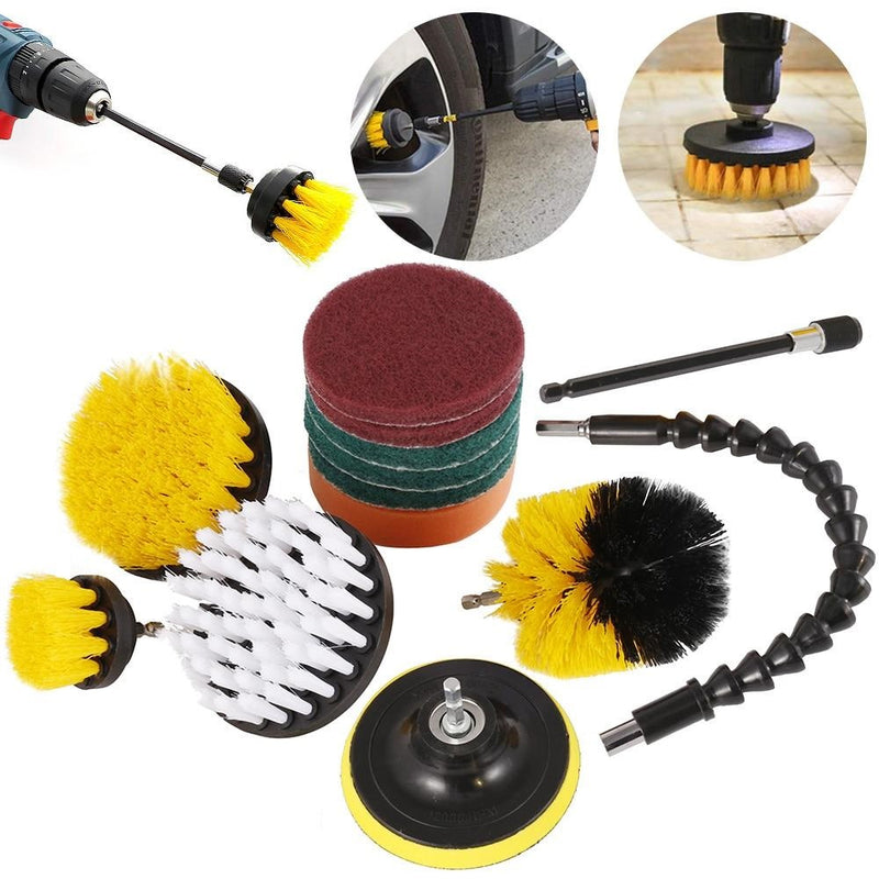 13 Pcs Set Electric Drill Brush