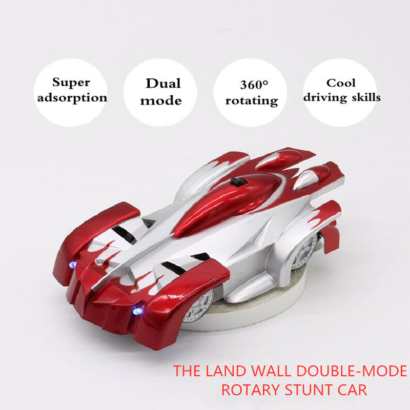 Remote Control Wall Climbing Car