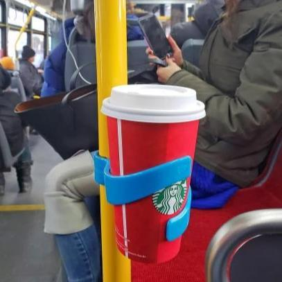 Portable Transit Cup Holder