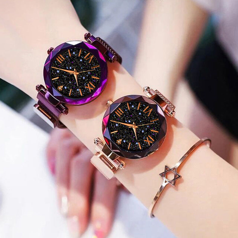2019 Hot Sale Starry Sky Watch Women's