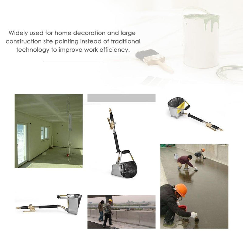 SprayCrete - Mortar Spray Gun