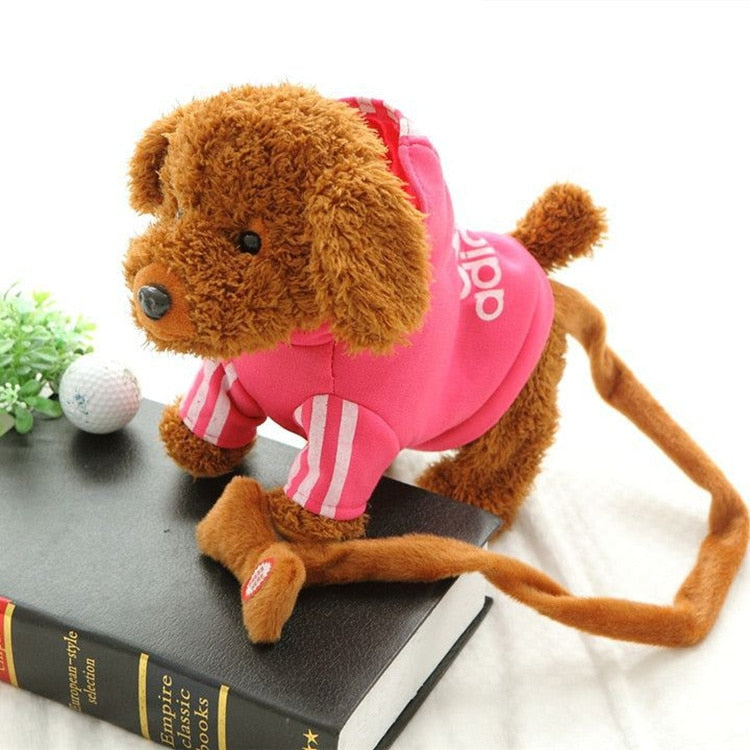 Very Cute Animal Electronic Pet Plush Toy