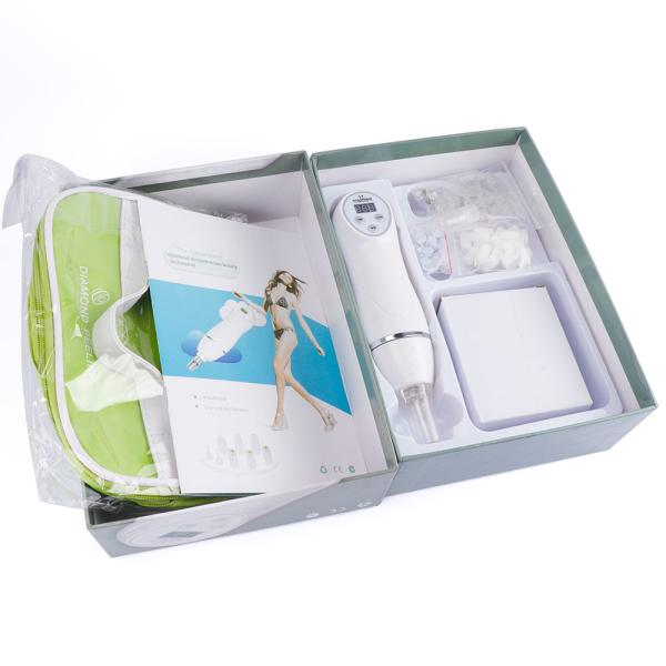 Portable Microdermabrasion Device