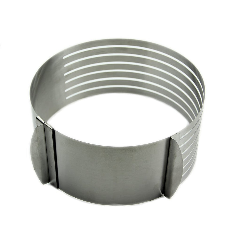 Adjustable Stainless Cake Slicer Mould