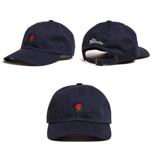 Rose Baseball Caps