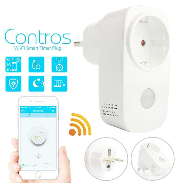 Smart Home Wifi Plug Socket