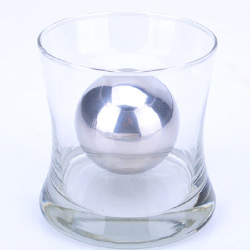 55MM Whiskey Cube  Round Ball