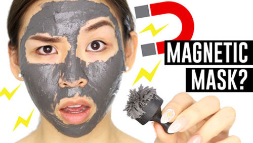 Mineral-Rich Magnetic Face Mask - Pore Cleansing